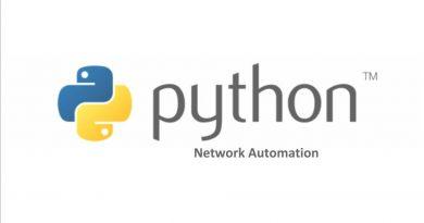Network Automation Python
