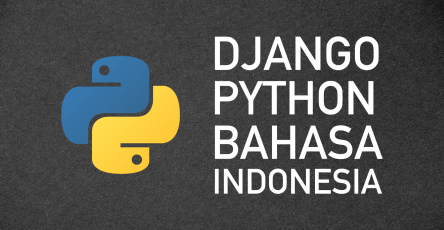 django python bahasa indonesia