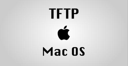 TFTP MacOS
